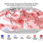 Temmuz ayı tüm dünyada şimdiye kadar kaydedilmiş en sıcak ay olarak tarihe geçti