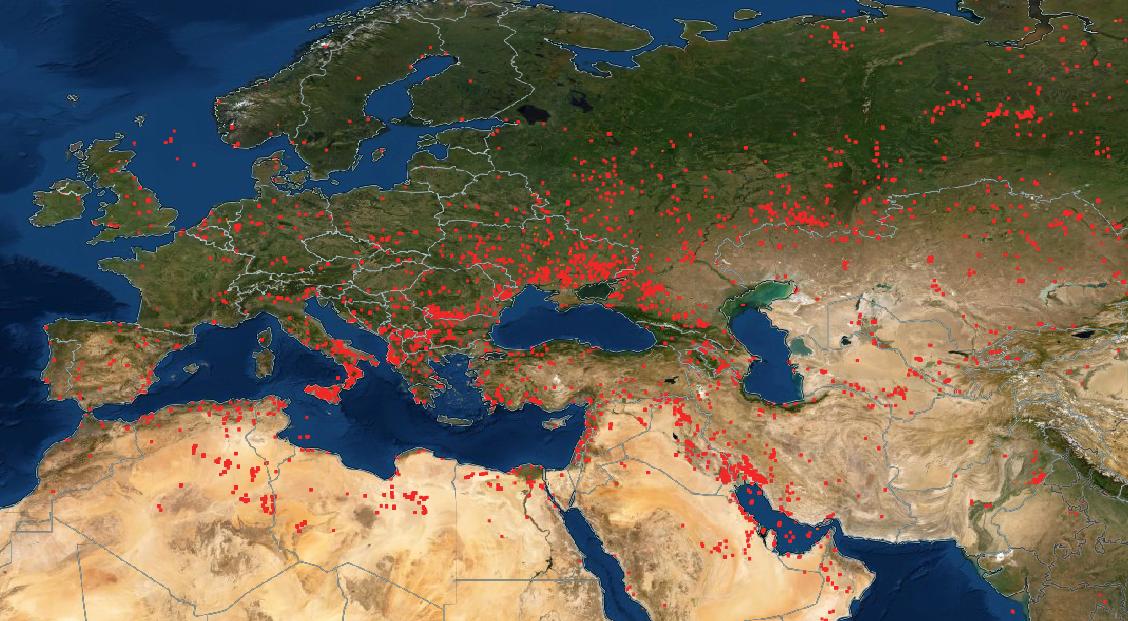 Bizim büyük felaketimiz: 2021 yangınları