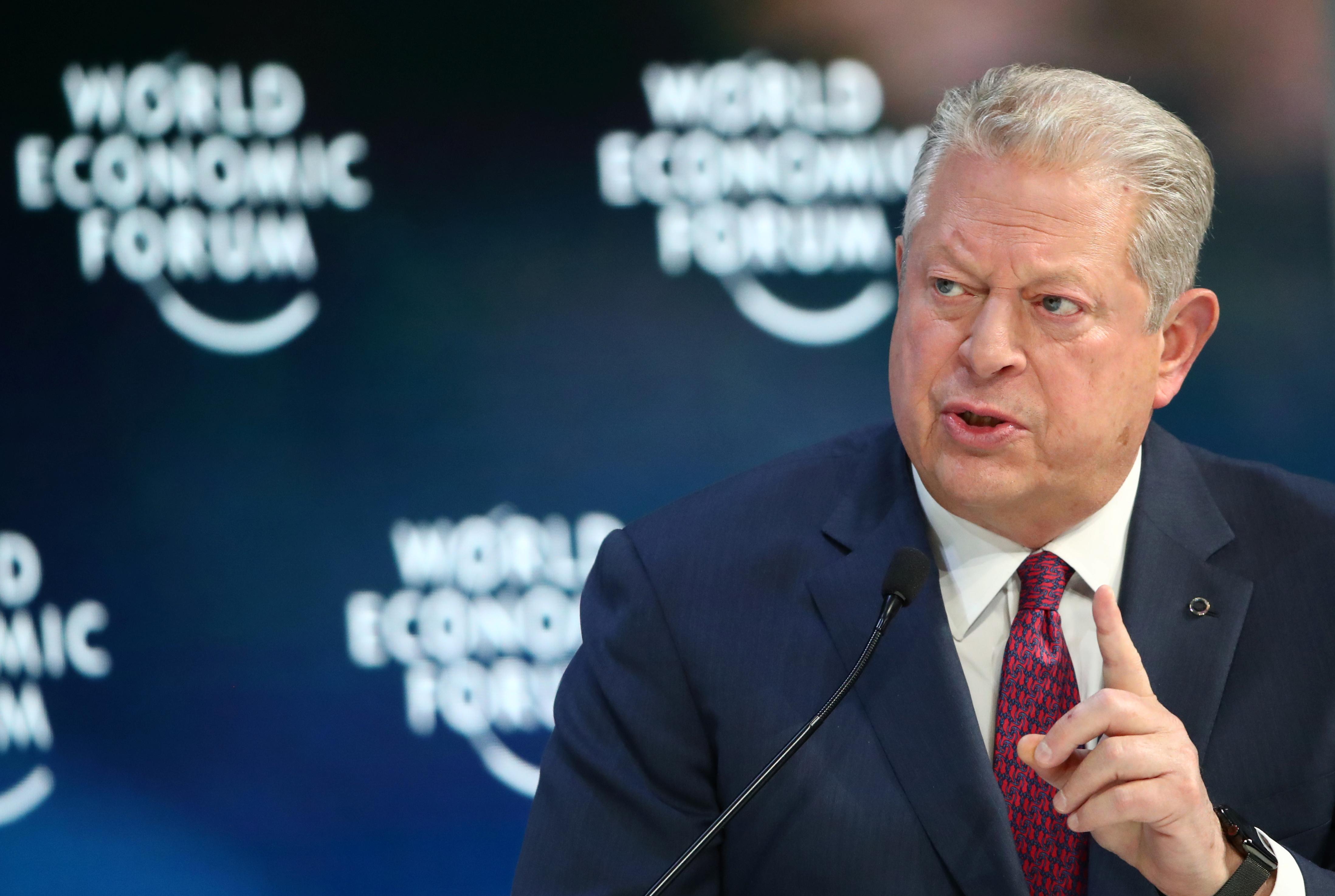 Politikadan anlayan yatırımcı: Al Gore